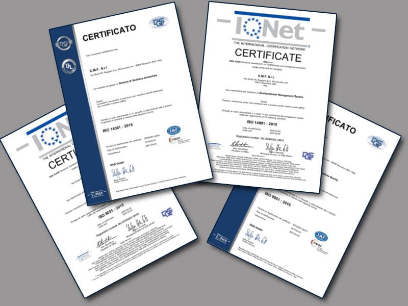 Fornitura prodotti meccanici standardizzati  | CMF Fornaro Napoli